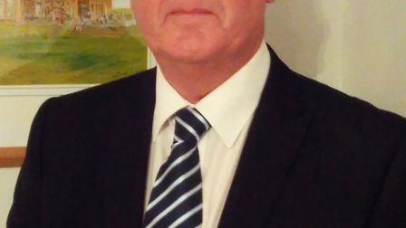 March GC captain Mick Russell.