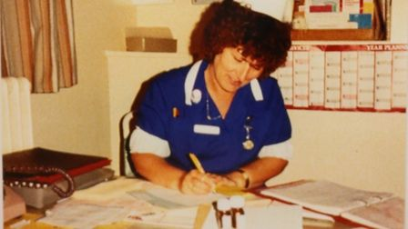For the past 20 years Betty Stevenson has been at the day surgery unit at the Queen Elizabeth Hospit