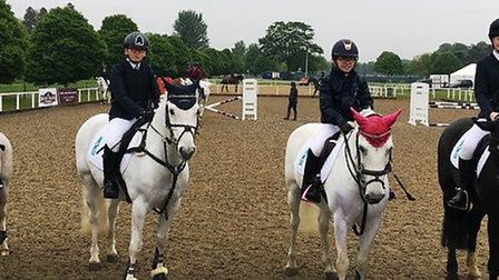King's Ely riders make the top ten at Royal Windsor Horse Show.