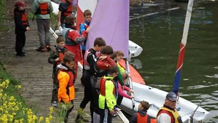 Ely Sailing Club is holding a free open day.