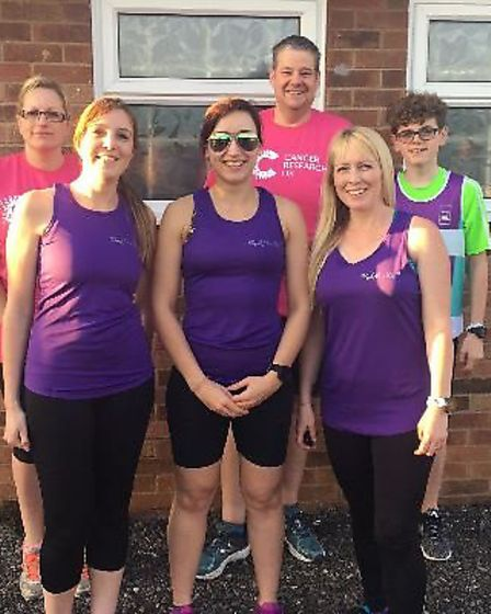 Three Counties Running Club is next flying the flag on May 6 at the King's Lynn GEAR 10k event.