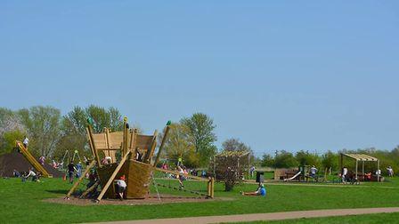 Ely's Country Park has been awarded Natural England's accredited status.