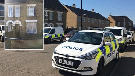Man who died in unexplained circumstances in Creek Road, March, is named by police