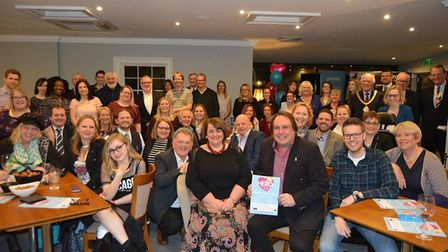 Ely Hero Awards 2018: The launch event was held last month. Photo: Mike Rouse.
