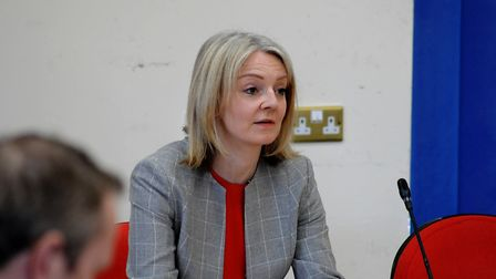 South West Norfolk MP Elizabeth Truss, who hosted the summit. Picture: Chris Bishop