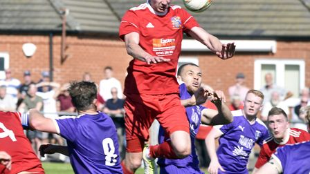 Last game of the season: a heart stopping performance from Wisbech Town FC in front of a great crowd
