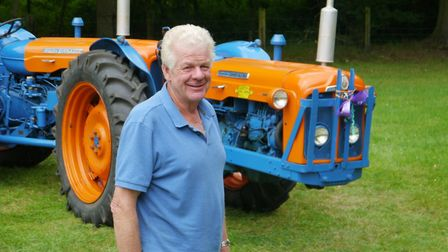 A landmark auction by Cambridgeshire-based Cheffins has seen a classic tractor sold for more than £9