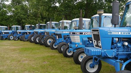Landmark auction by Cambridgeshire-based Cheffins has seen a classic tractor sold for more than £90,