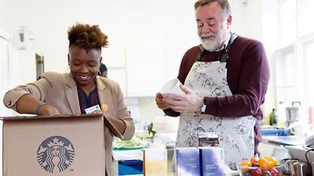 Starbucks Community Café programme supports dedicated local community spaces