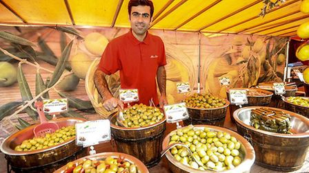 The Flavours of the World market will return to Ely this bank holiday weekend, beginning Saturday Ma