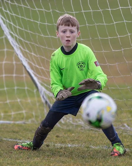 An East Cambridgeshire football team, the Haddenham Rovers Colts under 10s, are at risk of folding i