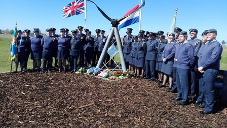 Cadets and staff from the Ely and Newmarket RAF cadet squadron have travelled to Holland during the
