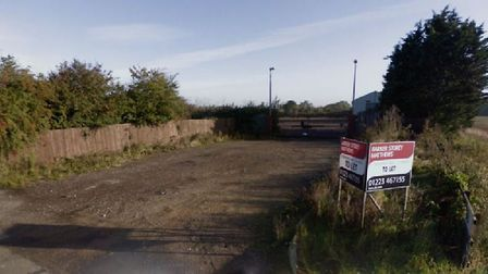 The former planning depot in Stretham will be transformed under plans. Photo: East Cambs District Co