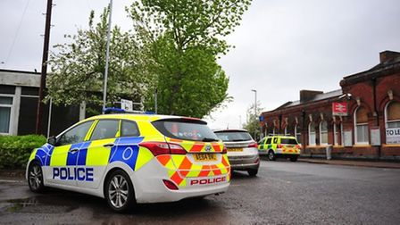 Man, aged 69, dies after being struck by train at March station. Photo: Harry Rutter