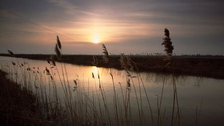 The stunning Ouse Washes. Photo: Andy Hay