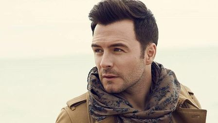 Former Westlife member Shane Filan will perform at the Cambridge Corn Exchange on Thursday May 10.