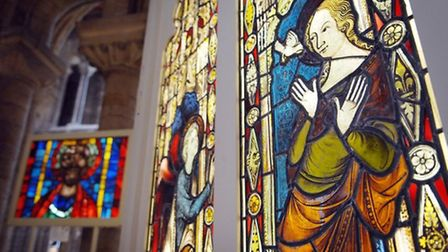 In March, £88,000 of funding was approved for the Stained Glass Museum in Ely to develop its 'window