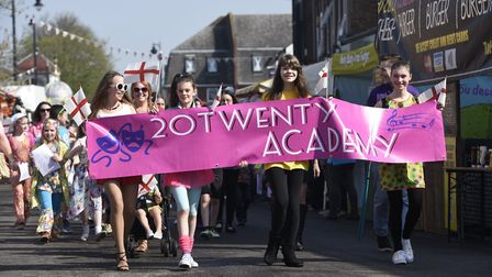Glorious sunshine, huge crowds, and a celebratory atmosphere as March hosted its biggest -and arguab