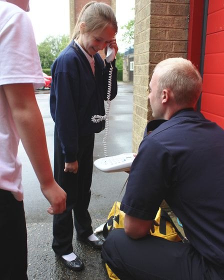 Hundreds of primary schoolchildren learned vital safety skills as part of a series of interactive wo