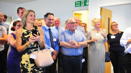 Fraser Dawbarns solicitors has opened their fifth office, their new space is officially open in Ely.