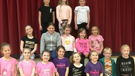 Theatre group for youngsters is celebrating its 20th birthday