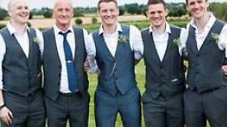 A charity football match is being held at Witchford Recreation Ground in memory of Paul Scarrow, sec