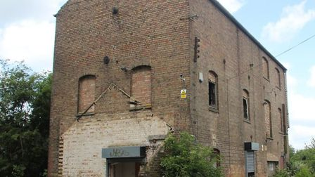 This is the current mill building in Soham