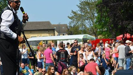 Spectacular weather, massive crowds, huge community support - a bumper day for Soham Carnival 2018.