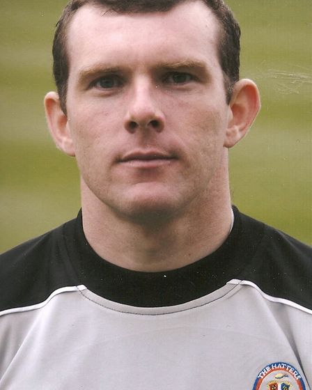 Mark Ovendale - Picture: Luton Town Football Club