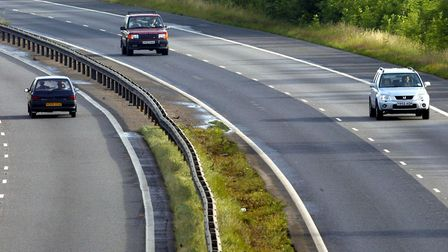 """An extension to the M11 could forge a """"dynamic"""" new link between London, Cambridge and Peterborough,"""