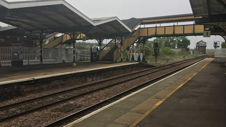 All trains have been cancelled from March rail station today (June 1) after Manea bridge requires 'u