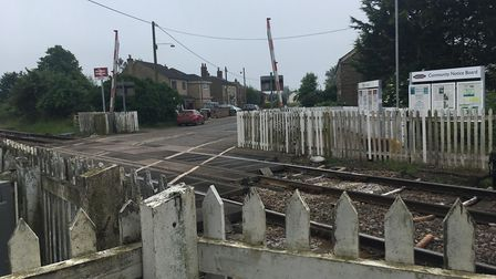 Cambs Times editor John Elworthy investigates railway delays at Manea station after all trains are c