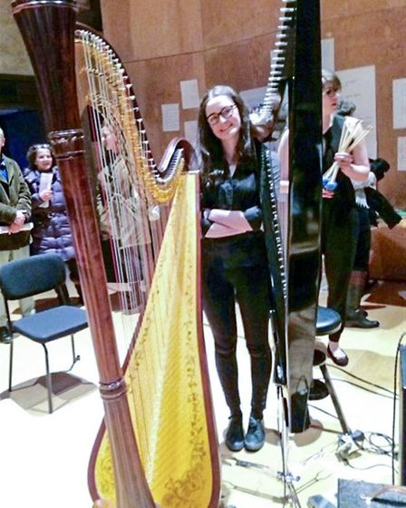 Talented teenager Bonnie Scott from Chatteris is one step closer to turning her dream into a reality