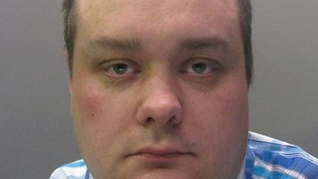 Paul Chisnall (pictured) of Bretton in Peterborough has been found guilty of 30 sexual offences agai