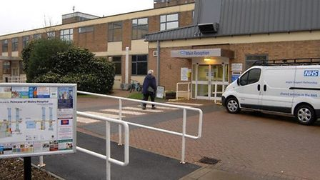 Two men arrested and charged over attempted break-in at Princess of Wales Hospital in Ely