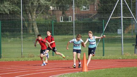 King's Ely athletes crowned Isle of Ely district champions