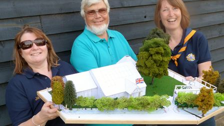 The 1st Sutton Scouts have unveiled plans for their new £200,000 hut. PHOTO: Submitted