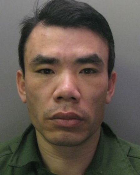 Phu Nguyen was one of two 'hiding' Cambridgeshire men described as 'gardeners' who were in the UK il