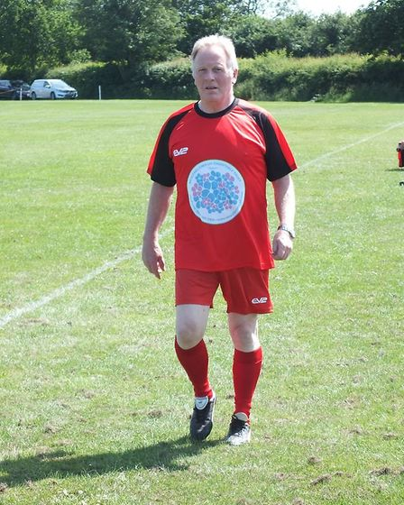 Paul Scarrow Charity Commemorative Match And Family Fun Day