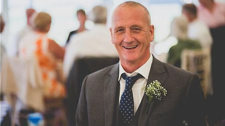 A charity football match is being held at Witchford Recreation Ground in memory of Paul Scarrow, who