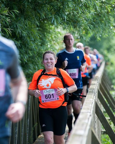 Hundreds laced up their running boots to take part in The Beast