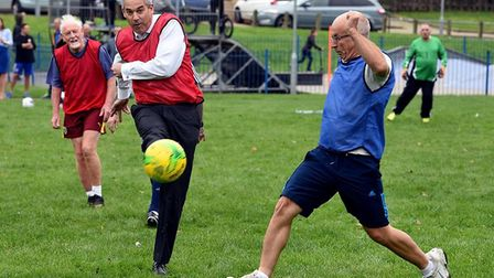 Sport and physical activity is hoped to boost community cohesion in Wisbech