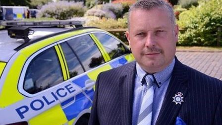 Police and Crime Commissioner Councillor Jason Ablewhite