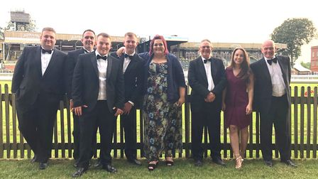 Manchetts Rescue and Recovery achieved runner up in the SME Cambridgeshire business awards 2018 for