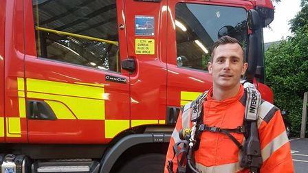 Duncan Fraser, who also works for Turners (Soham) as an operations administrator, will be running 75