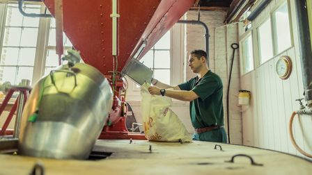 The business will export an additional 20,000 more pints of beer over the next year.