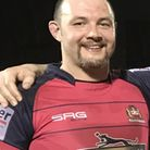 David Wadsley is the new club captain of Wisbech Rugby Club.