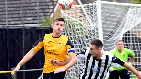 Captain Max Mattless is staying at March Town. Picture: IAN CARTER