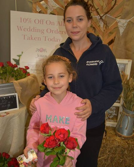 Open farm Sunday at G's of Barway. An estimated 6,000 visitors flocked to G's at Barway near Ely for