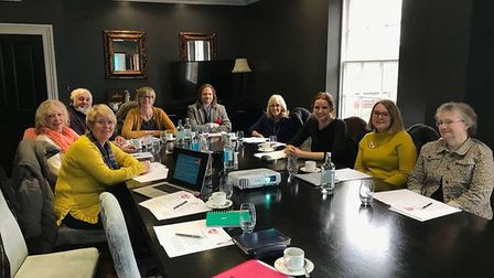 An emotional final judges meeting was held at Poets House Hotel as the judges decided on the finalis